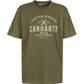 Carhartt EMEA Outlast T-Shirt Men olive